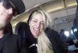 broche avião passageiros chupão
