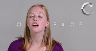 100 pessoas são convidadas a mostrar sua 'O-Face